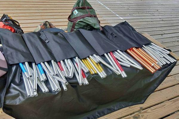 Lowden 帳篷7格骨架專用收納袋(通用款特價$1290) 1