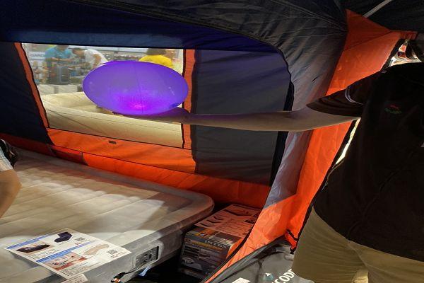 戶外浮動多彩LED裝飾燈球 1